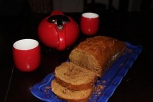 recette cake au citron et amaretto
